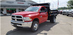 2018 Ram 3500 Regular Cab DRW 4x4,  Air-Flo Dump Body #N18203 - photo 1