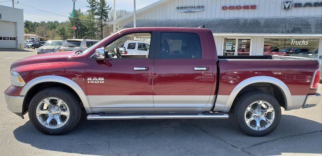 2018 Ram 1500 Crew Cab 4x4,  Pickup #N18205 - photo 3