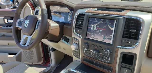 2018 Ram 1500 Crew Cab 4x4,  Pickup #N18205 - photo 7