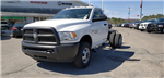 2018 Ram 3500 Regular Cab DRW 4x4, Cab Chassis #N18206 - photo 1