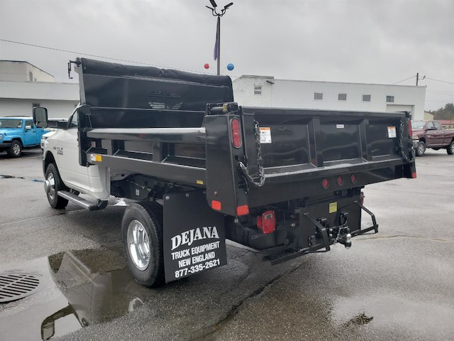 2018 Ram 3500 Regular Cab DRW 4x4,  Rugby Eliminator LP Steel Dump Body #N18215 - photo 2