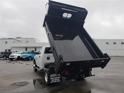2018 Ram 3500 Regular Cab DRW 4x4,  Rugby Eliminator LP Steel Dump Body #N18215 - photo 6