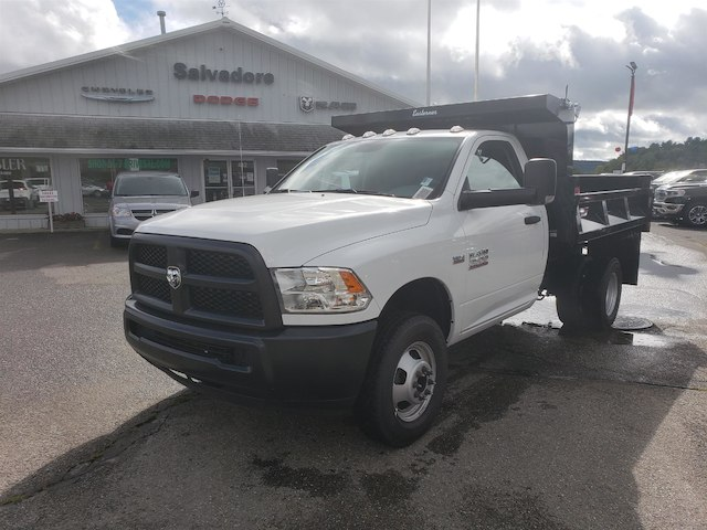 2018 Ram 3500 Regular Cab DRW 4x4,  Dump Body #N18223 - photo 1