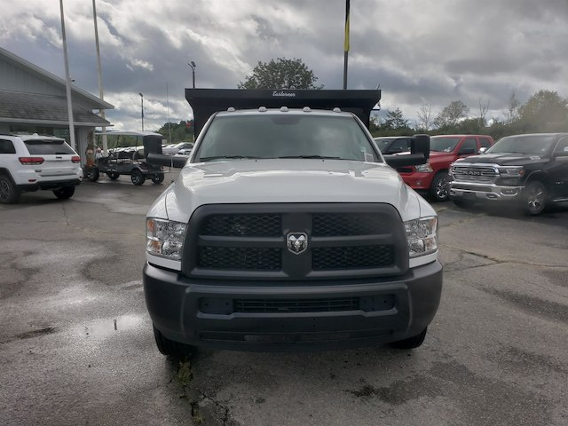 2018 Ram 3500 Regular Cab DRW 4x4,  Dump Body #N18223 - photo 5