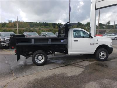 2018 Ram 3500 Regular Cab DRW 4x4,  Dump Body #N18223 - photo 4