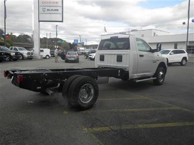 2018 Ram 3500 Regular Cab DRW 4x4,  Cab Chassis #N18237 - photo 4