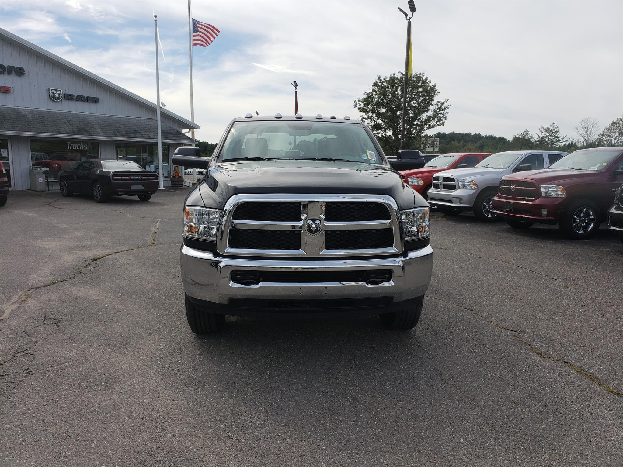 2018 Ram 2500 Crew Cab 4x4,  Pickup #N18263 - photo 5