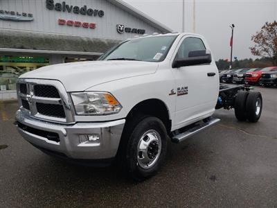2018 Ram 3500 Regular Cab DRW 4x4,  Cab Chassis #N18291 - photo 1