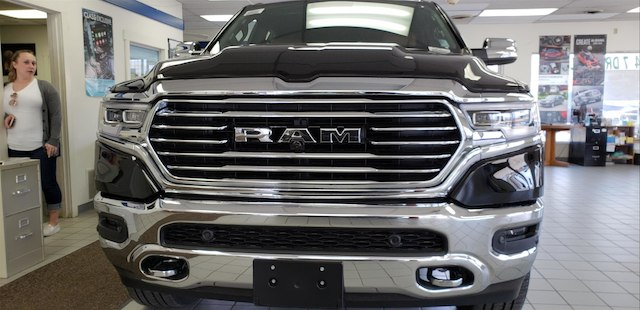 2019 Ram 1500 Crew Cab 4x4,  Pickup #N19000 - photo 16
