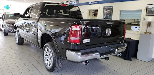 2019 Ram 1500 Crew Cab 4x4,  Pickup #N19000 - photo 2