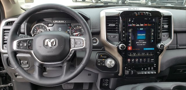 2019 Ram 1500 Crew Cab 4x4,  Pickup #N19001 - photo 4