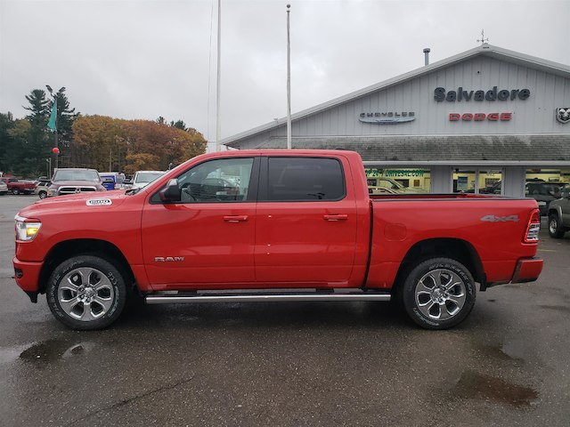 2019 Ram 1500 Crew Cab 4x4,  Pickup #N19063 - photo 3