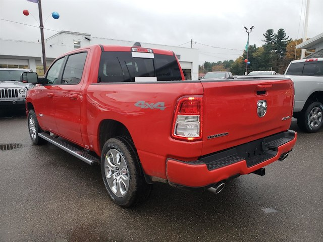 2019 Ram 1500 Crew Cab 4x4,  Pickup #N19063 - photo 2