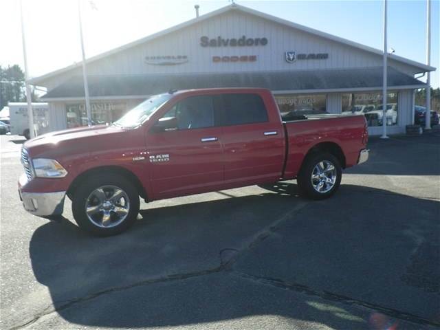 2016 Ram 1500 Crew Cab 4x4 Pickup #N6119 - photo 4