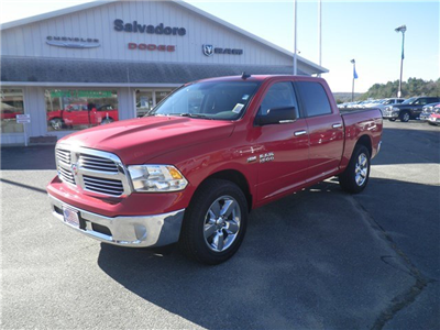 2016 Ram 1500 Crew Cab 4x4 Pickup #N6119 - photo 1