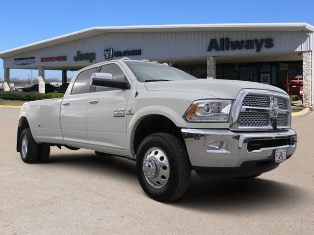 2018 Ram 3500 Crew Cab DRW 4x4, Pickup #111952A - photo 1