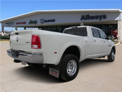 2018 Ram 3500 Crew Cab DRW 4x4, Pickup #111952A - photo 2