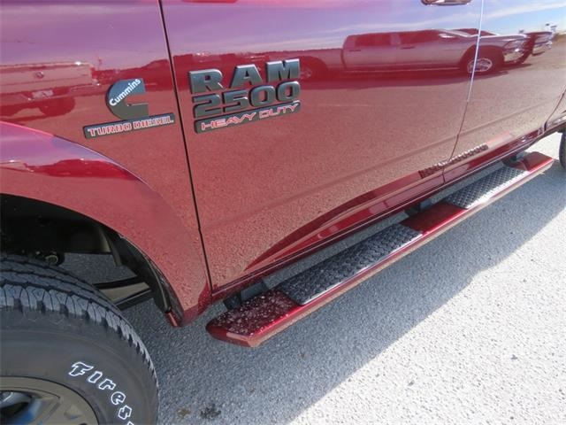 2018 Ram 2500 Crew Cab 4x4, Pickup #177709 - photo 7