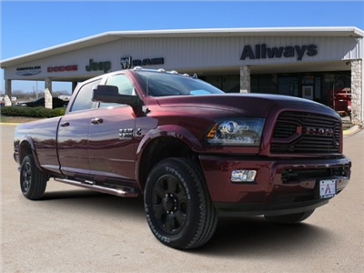 2018 Ram 2500 Crew Cab 4x4, Pickup #177709 - photo 1