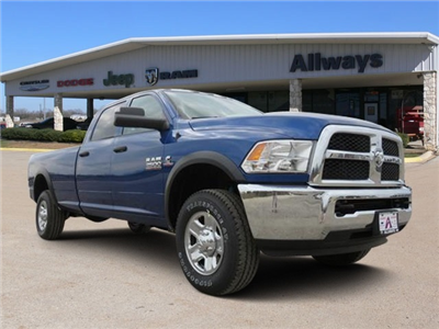 2018 Ram 2500 Crew Cab 4x4, Pickup #216234 - photo 1