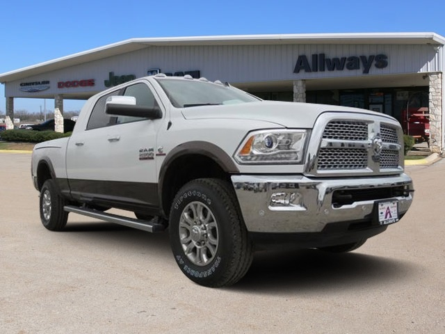 2018 Ram 2500 Mega Cab 4x4, Pickup #224281 - photo 8