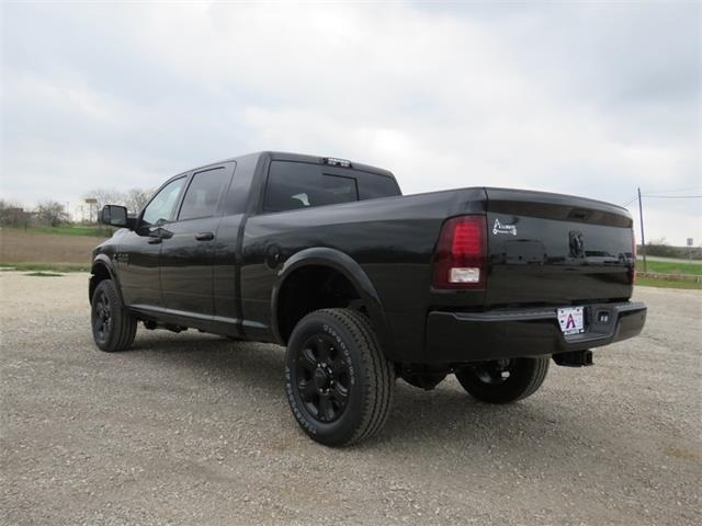 2018 Ram 2500 Mega Cab 4x4, Pickup #232670 - photo 4