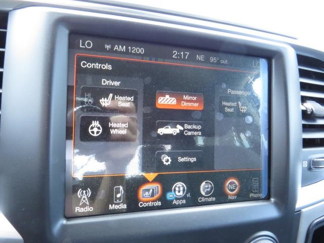 2016 Ram 1500 Crew Cab, Pickup #368590 - photo 22
