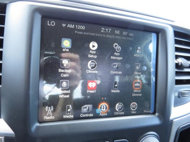 2016 Ram 1500 Crew Cab, Pickup #368590 - photo 24