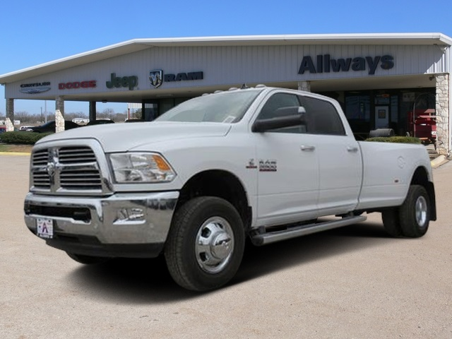 2017 Ram 3500 Crew Cab DRW 4x4, Pickup #527887 - photo 1
