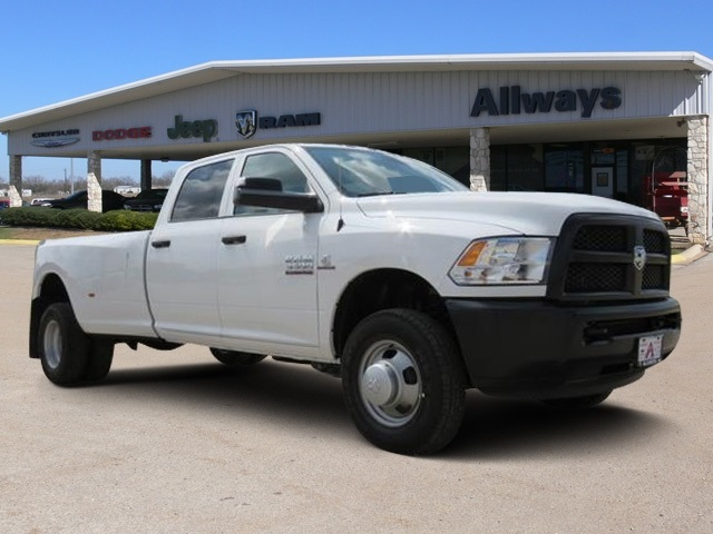 2017 Ram 3500 Crew Cab DRW 4x4, Pickup #736483 - photo 3