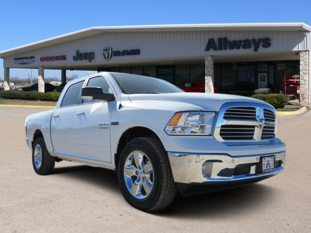 2017 Ram 1500 Crew Cab 4x4, Pickup #873521 - photo 1