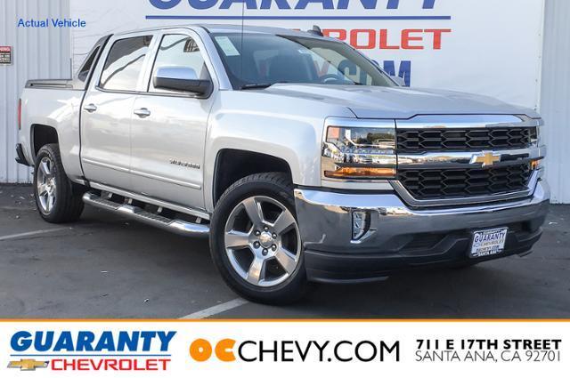 New 2017 Chevrolet Silverado 1500 Pickup For Sale In Santa Ana Ca