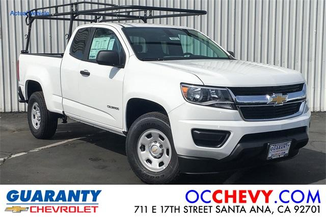 2018 Colorado Extended Cab 4x2 Pickup 00049679 Photo
