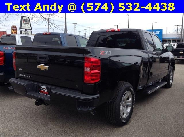 2018 Silverado 1500 Double Cab 4x4, Pickup #M3128 - photo 4