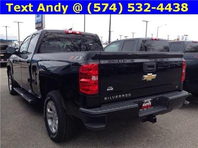 2018 Silverado 1500 Double Cab 4x4, Pickup #M3128 - photo 2