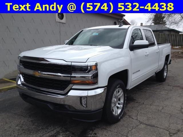 2018 Silverado 1500 Crew Cab 4x4, Pickup #M3161 - photo 3