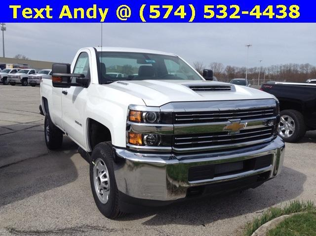 2018 Silverado 2500 Regular Cab 4x4,  Pickup #M3240 - photo 3