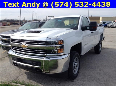 2018 Silverado 2500 Regular Cab 4x4,  Pickup #M3240 - photo 1