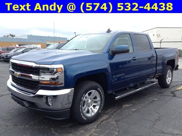 2018 Silverado 1500 Crew Cab 4x4, Pickup #M3512R - photo 1