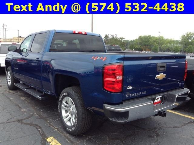 2018 Silverado 1500 Crew Cab 4x4, Pickup #M3512R - photo 2