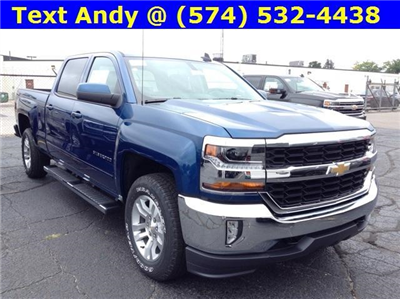 2018 Silverado 1500 Crew Cab 4x4, Pickup #M3512R - photo 3