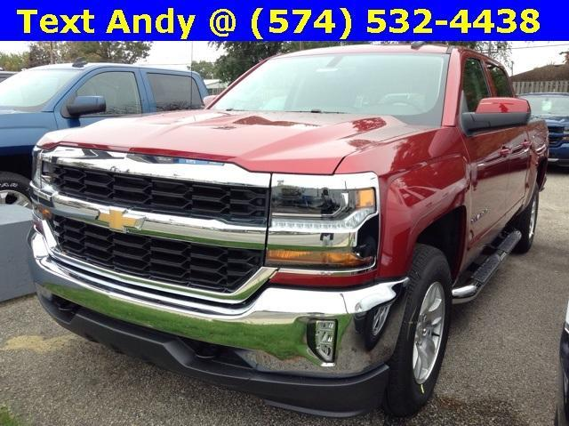 2018 Silverado 1500 Crew Cab 4x4, Pickup #M3600 - photo 1