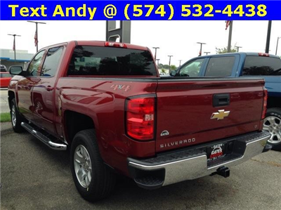 2018 Silverado 1500 Crew Cab 4x4, Pickup #M3600 - photo 2