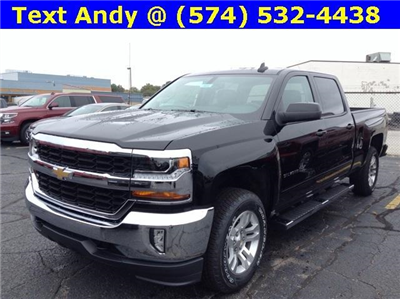 2018 Silverado 1500 Crew Cab 4x4, Pickup #M3604 - photo 1