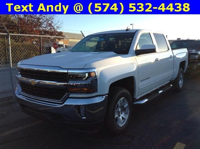2018 Silverado 1500 Crew Cab 4x4, Pickup #M3614 - photo 1