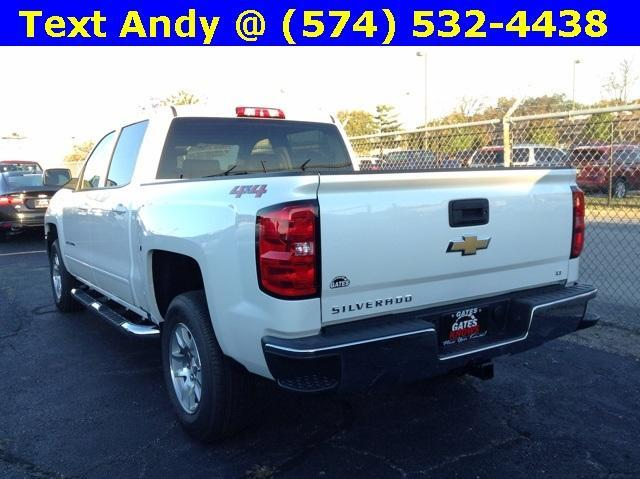 2018 Silverado 1500 Crew Cab 4x4, Pickup #M3614 - photo 2