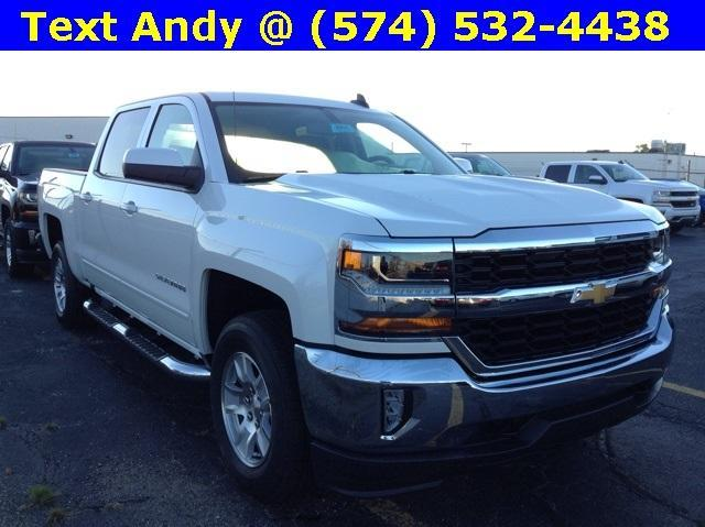 2018 Silverado 1500 Crew Cab 4x4, Pickup #M3614 - photo 3