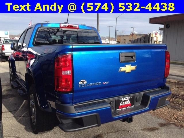 2018 Colorado Crew Cab 4x4, Pickup #M3818R - photo 2