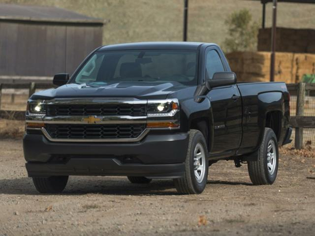 2018 Silverado 1500 Regular Cab 4x4, Pickup #M3889 - photo 3