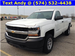 2018 Silverado 1500 Regular Cab 4x4, Pickup #M3889 - photo 1